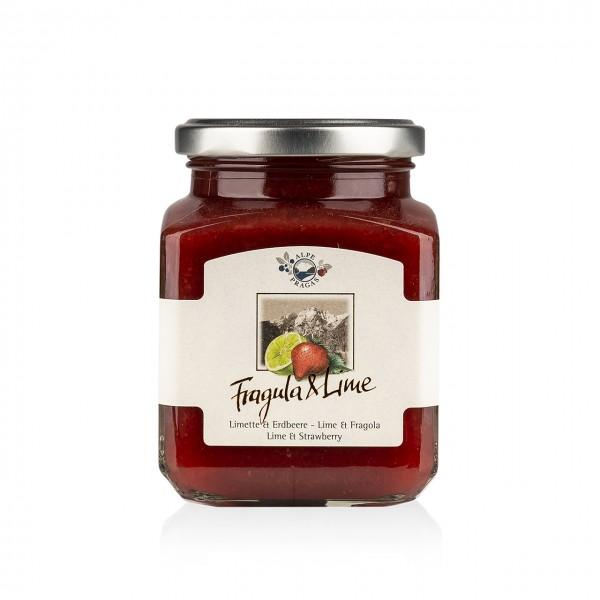 Fragula & Lime | Erdbeere - Zitrone | 335g