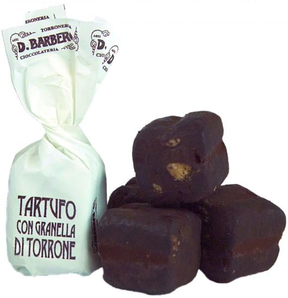 Tartufo con Granella di Torrone