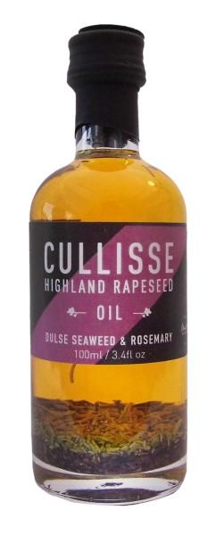 Cullisse Dulse Seaweed & Rosemary Rapeseed Oil