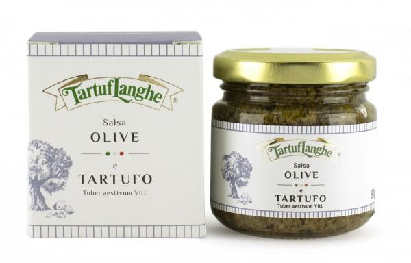 Salsa Olive e tartufo