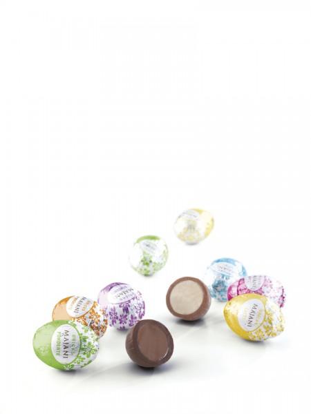 Uova di mattone ripiene | Kleine gefüllte Schokoladeneier, gemischt