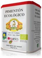 """Pimentón Ecólogico """"El Galgo"""" Picante"""
