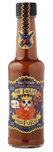 Hot Double IPA Sauce Of Foam and Fury
