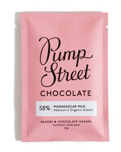 Madagascar Milk 58 %
