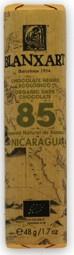 Chocolate ecológico negro - 85 %