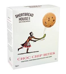 Choc Chip Bites