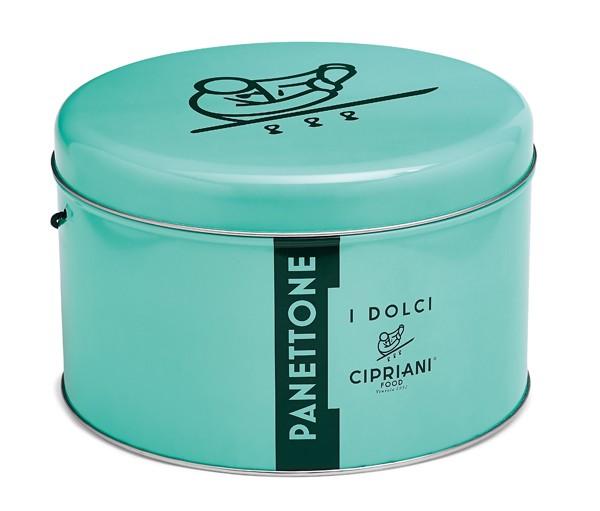 Panettone di Cipriani -Box