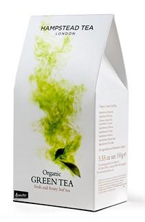 Organic Green Tea, loser Tee