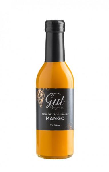 Fruchtessig Mango