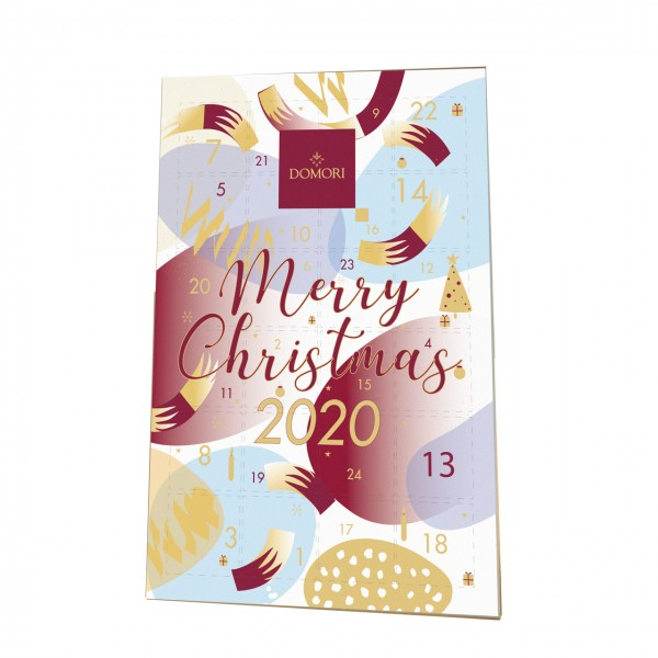 Domori - Merry Christmas 2020