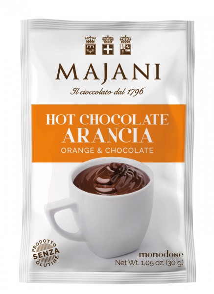 Hot Chocolate Arancia- Display