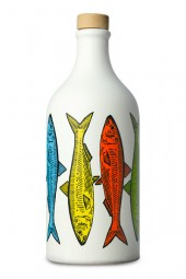 Terracotta Peranzana-Sardines/Sardinen
