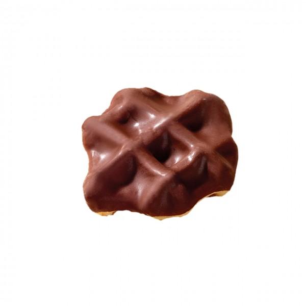 Mini Waffel Chocolade