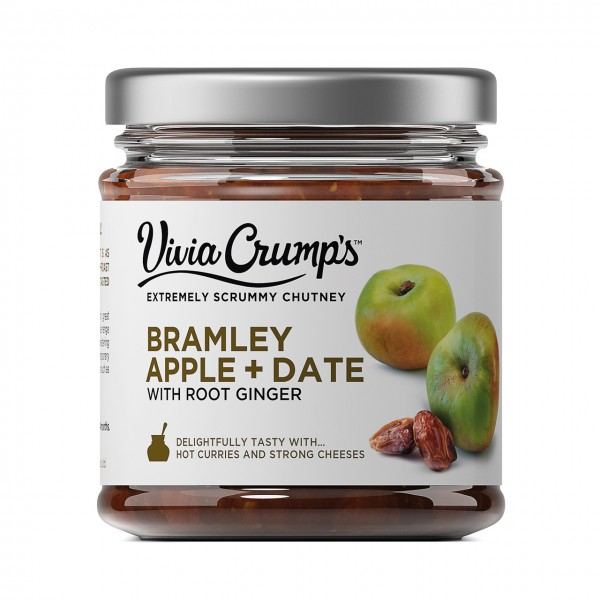 Bramley Apple & Date with Root Ginger