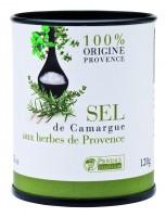 Sel de Camargue aux ?herbes de Provence