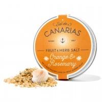 Fruit & Herb Salt - Orange & Rosemary