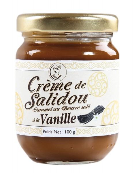 Crème de Salidou - Vanille