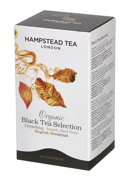 Organic Black Tea Selection