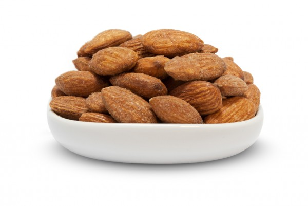 Brilliantly Baked Hickory Smoked Flavour Almonds | 1,0 kg