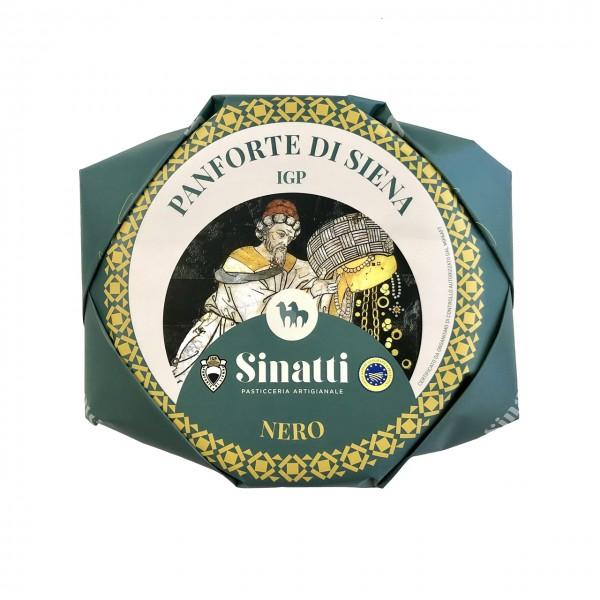 Sinatti Panforte nero 225 g