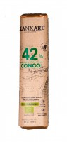 Congo 42 % Chocolate con leche eco