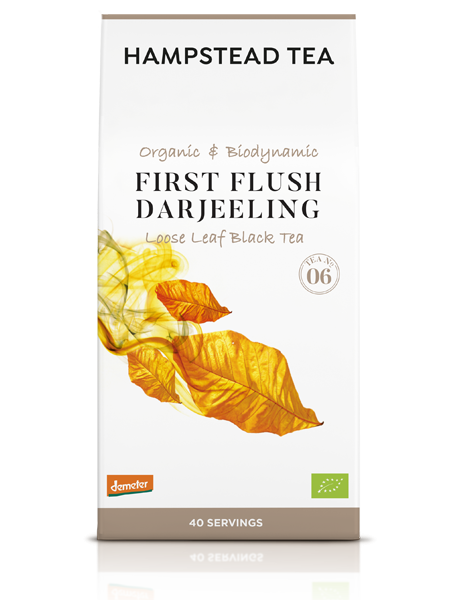 First Flush Darjeeling Organic & Biodynamic