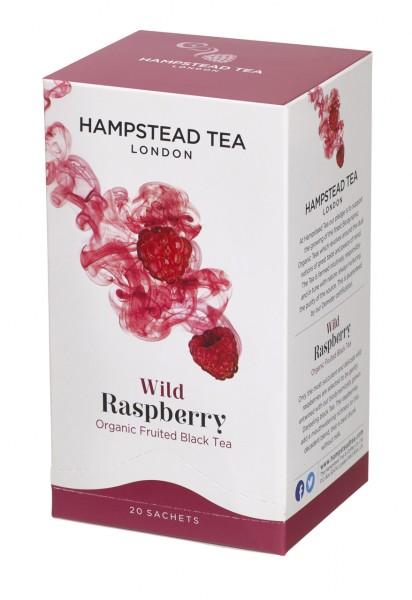 Wild Raspberry | Himbeer-Grüntee