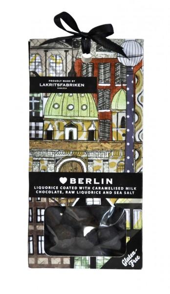 Love Berlin | Salziges Lakritz mit Schokolade und Meersalz