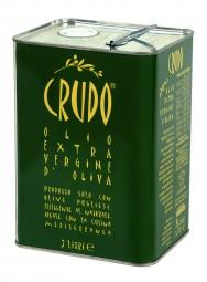 Crudo Olio extra vergine d'oliva