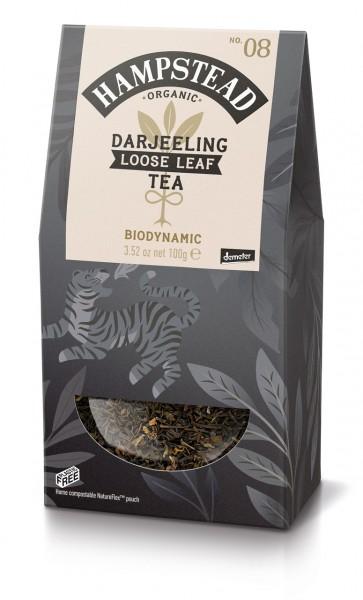 Organic Darjeeling Loose Leaf Tea