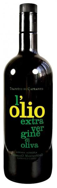 L' olio extra vergine di oliva