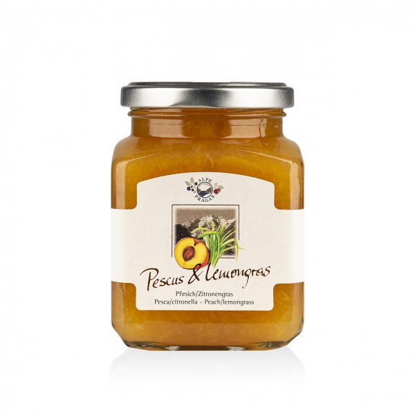 Pescus & Lemongras | Pfirsich - Zitronengras | 335g
