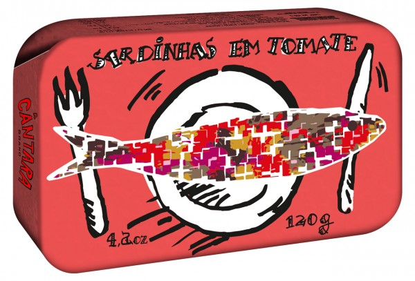 Sardinhas em Tomate