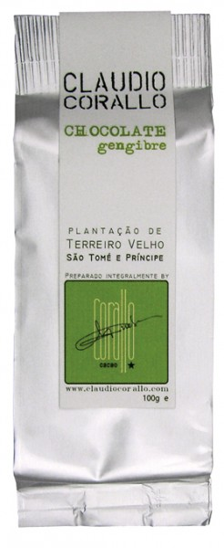 Chocolate gengibre 70%