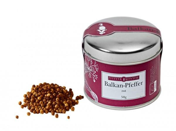 Balkan-Pfeffer rot