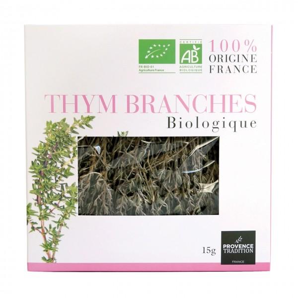 Thym Branches Biologique