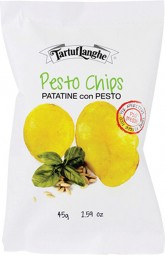 Pesto Chips