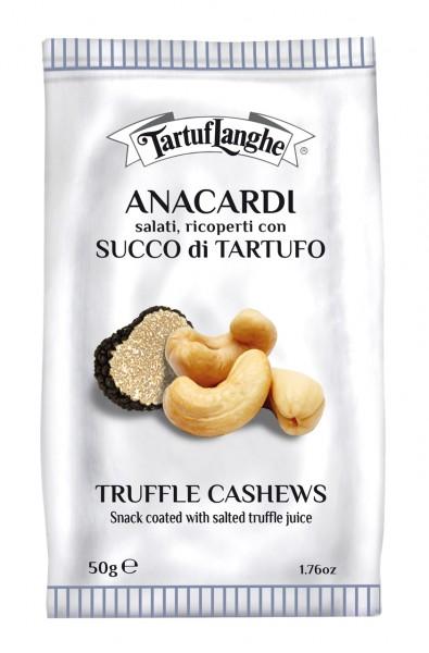Anacardi salati, ricoperti con succo di Tartufo
