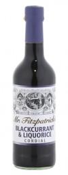 Blackcurrant & Liquorice Cordial