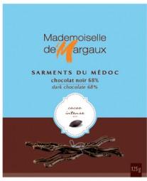 Sarments du MédoAc Chocolat noir