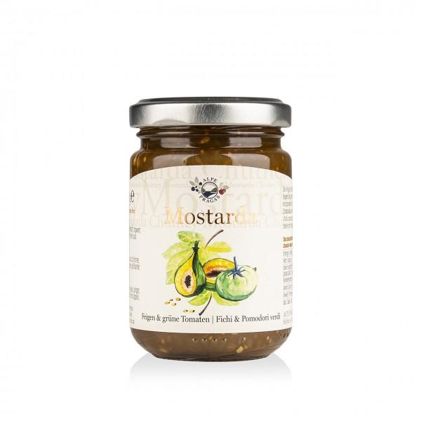 Mostarda Feigen-Grüne Tomaten | 160g