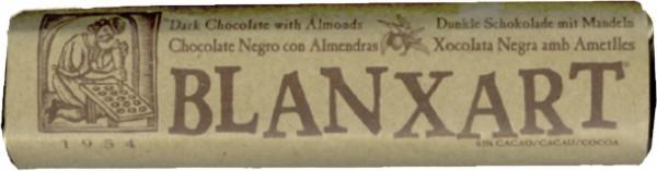 Chocolate negro con almendras Riegel