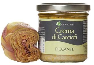 Crema di Carciofi piccante