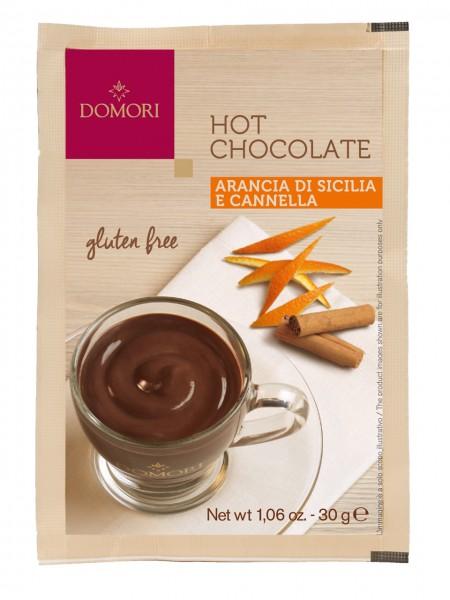 Hot Chocolate arancia e cannella - 25