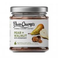 Pear & Walnut with Rosemary