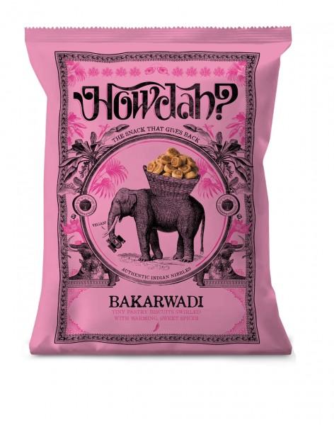 Howdah Bakarwadi