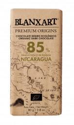 Chocolate negro ecológico 85 % Nicaragua