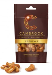 Brilliantly Caramelised Cashews