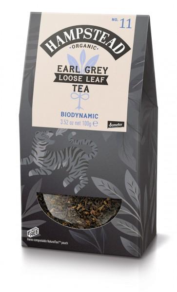 Organic Earl Grey Loose Leaf Tea