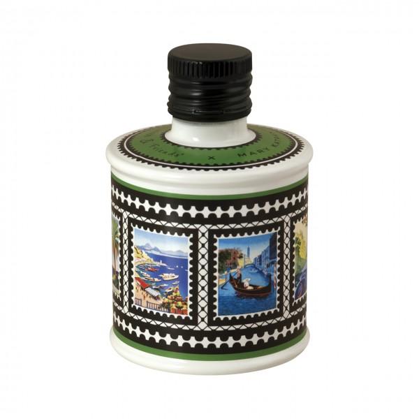 Olio extra vergine di oliva qualità Taggiasca - deisgned by Mary Katrantzou